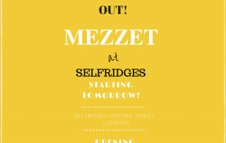 Mezzet at Selfridges
